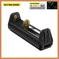 Nitecore F1 Flexbank Mini Carregador de Bateria de Alimentação Ao Ar Livre Micro Entrada + USB Posto Para Fora para Li-ion 26650 14500 18650 Baterias carregamento