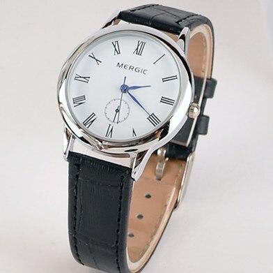 Браслет часы женские Ретро Дизайн кожаный ремешок аналоговые сплава кварцевые наручные часы 2018 Лидер продаж