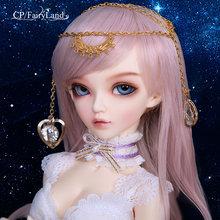 Fairyland minifee chloe boneca bjd 1/4 opção fullset moda bonecas fofinho resina figura brinquedos para meninas melhor presente luts boneca chateau
