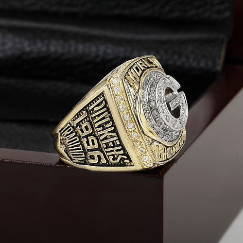 Solid 1996 Green Bay Packers Super Bowl Football Championship Ring Size 10 13 With High Quality