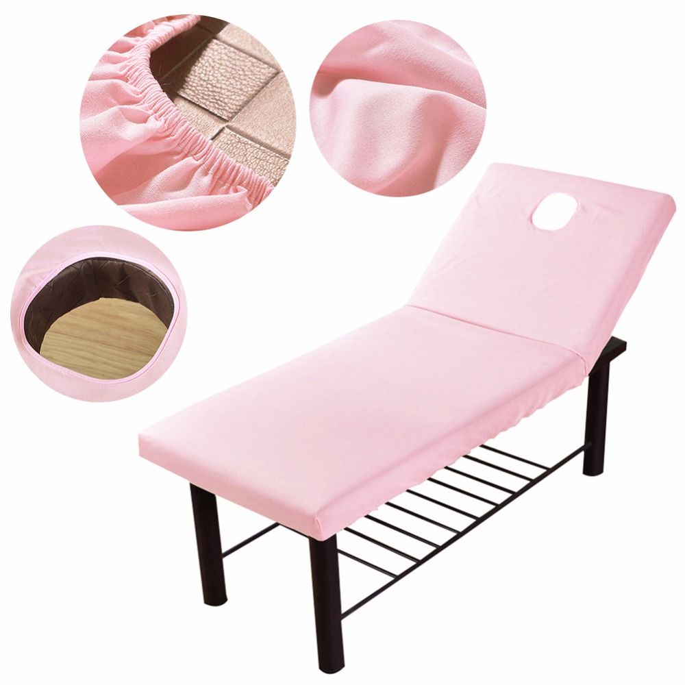 Massage Table Polyester Tattoo Table Sheet Massage Sheet Spa