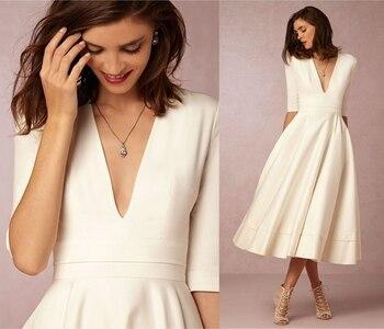 ab477d0be Elegante azul rojo vino redondo encaje satén largo vestidos de noche de  verano de fiesta baile de graduación vestidos de noche 2019 Maxi vestidos  vestidos