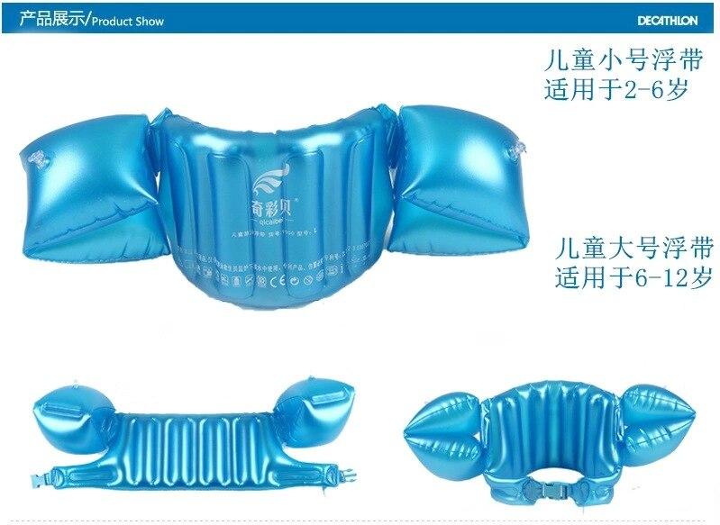 De Garçons 6 M Bébé 12 Gilet Gonflable Sauvetage Taille Accessoires 2 Natation Filles Enfants Piscine Anneau L Cercle Âge Veste kuXZTPiO