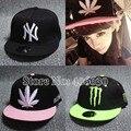 Мода мужская шляпа для мужчин спортивного Snapback хип-хоп женщины бесплатная доставка BSCB-002