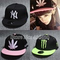 Moda Unisex gorra de béisbol para hombre deporte Snapback Caps Caps Hiphop mujeres que envían libremente BSCB-002