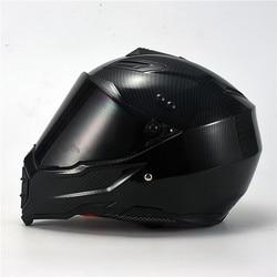Rosto cheio cascos para moto capacete da motocicleta motocross capacete para corrida downhill shark profissional dot aprovado
