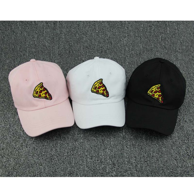 a822f5cb911fa new black kendrick lamar cap embroidery pizza snapback Hip hop cap.  unstructured dad hat bone women men the rapper baseball cap