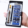 New Arrival 57 in 1 Precise Screwdriver Set Disassembled Tools Portable Precision Screwdriver Watch Glasses Repairing Tools
