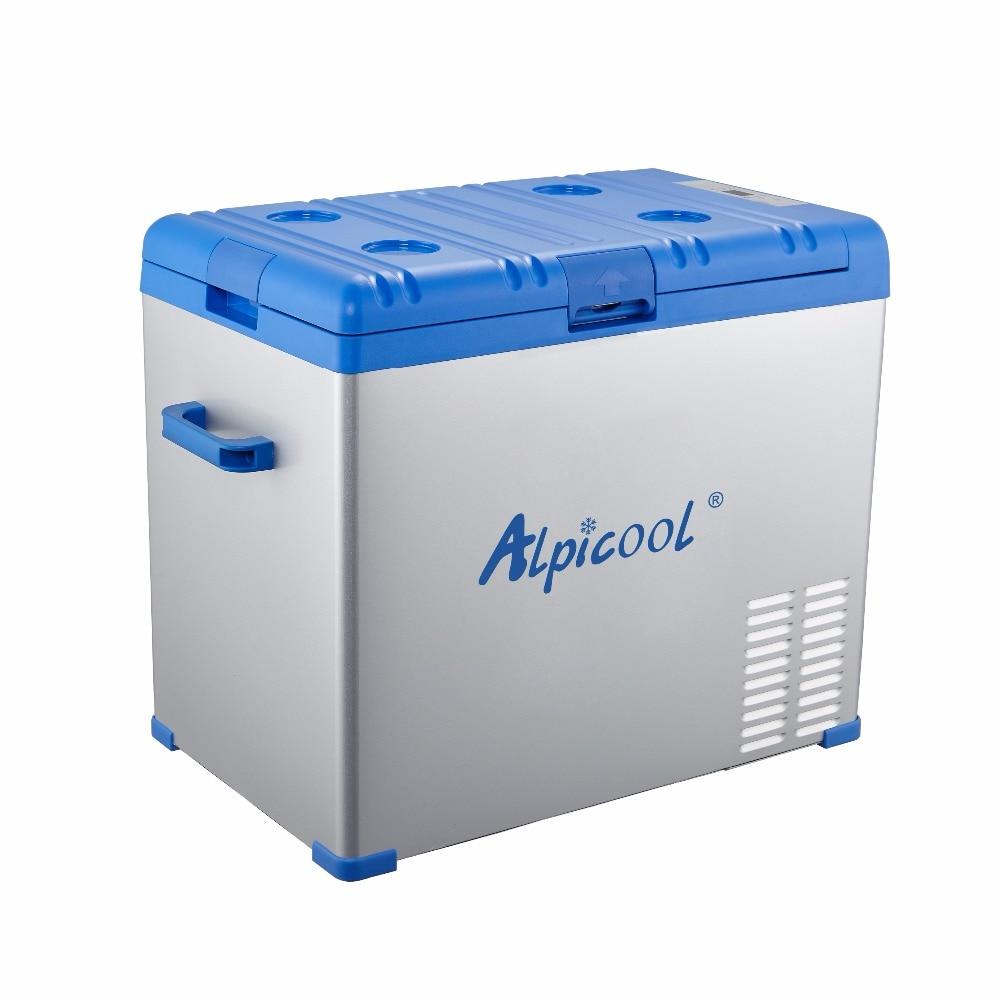 50l a series 12v freezer compressor portable fridge for 0 1 couch to fridge