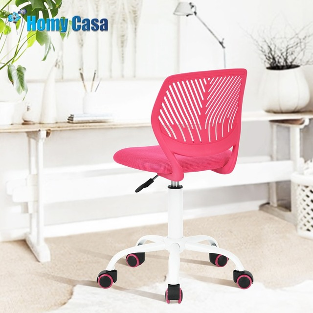 Colorful Desk Chairs Childrens Table And Chair Homy Casa Mesh Adjustable Height Computer Swivel For Living Room