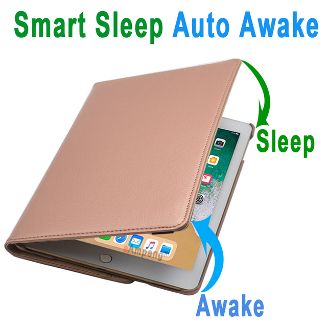 Smart Leather Case Cover for iPad  1