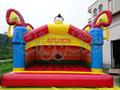 FREE SHIPPING BY SEA Popular PVC Inflatable Bouncer Inflatable Bounce Castle For Sale