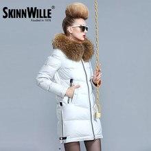 skinnwille 2017 ultra light females down coat females down winter season down coat females brief females hooded warm coat winter season coat