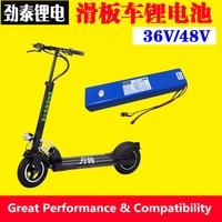 Универсальный 36 V 12AH литий ионный аккумулятор 5C INR 18650 для электрических скутеров/электронных скутеров, 36 V блок питания