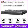 Original Dahua English Version 4K NVR NVR4208 8P 4K NVR4216 8P 4K NVR4232 8P 4K H265