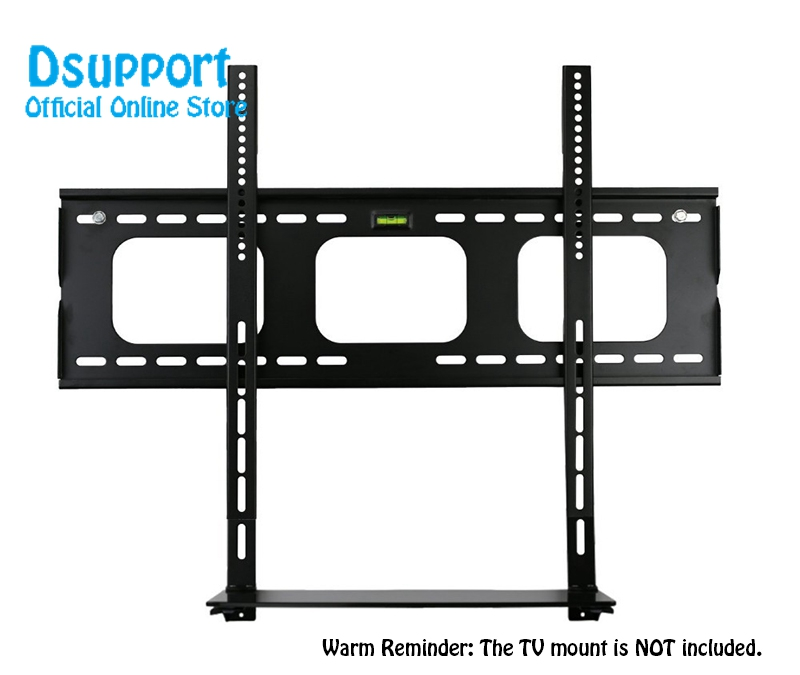 Suptek-CS101-Metal-Stamping-Brackets-TV-Holders-Low-Profile-Flat-Panel-TV-Mount-and-Glass-Entertainment (1)