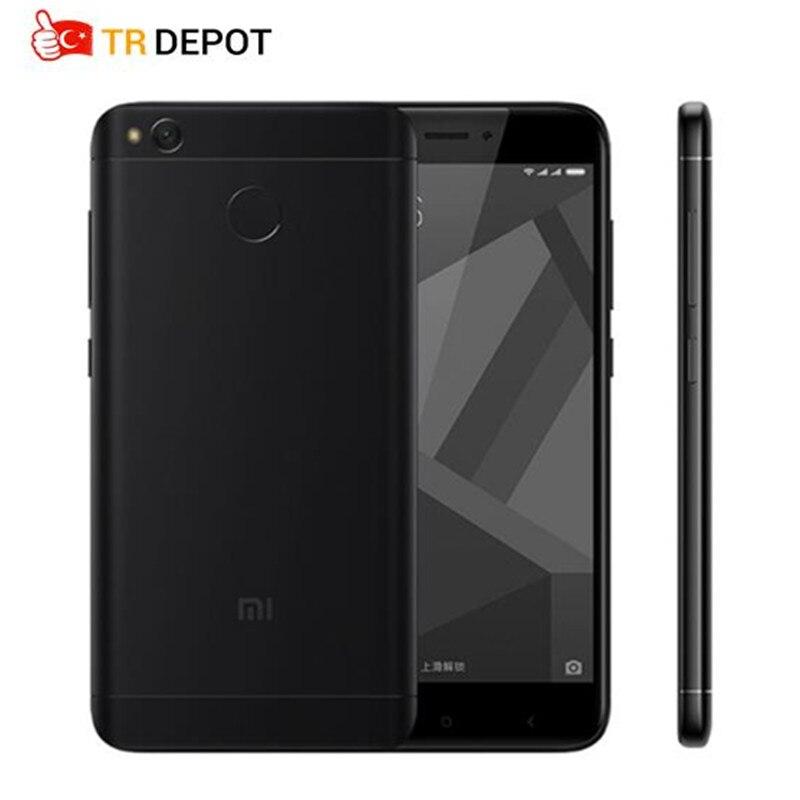 Original Xiaomi Redmi 4X4 X Pro 3 GB RAM 32 GB Snapdragon 435 Octa-core 5,0