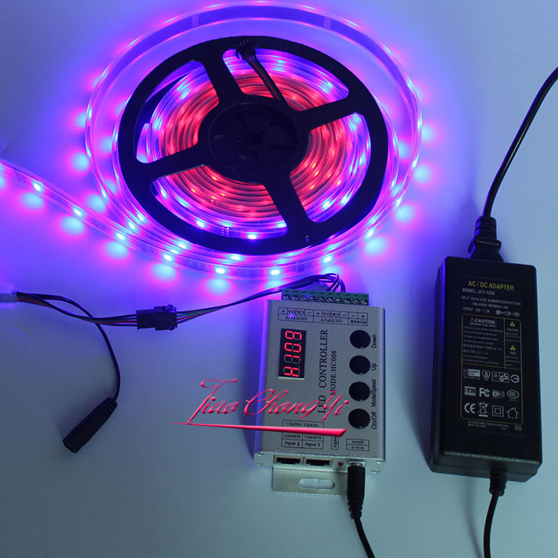 5 M 150 LED 6803 LED Bande avec Contrôleur de Couleur de Rêve avec 12 V 5A alimentation LED - 4