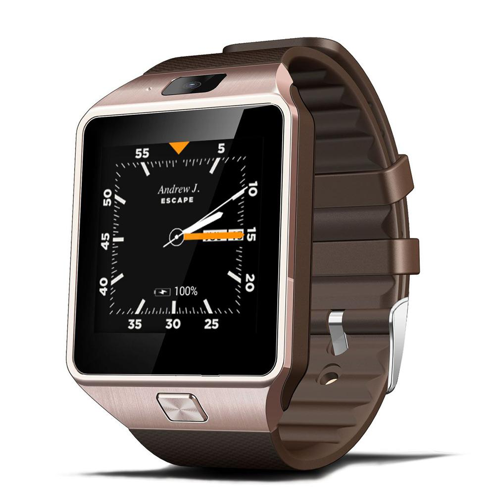 2020 New Arrival QW09 Smart Watch Android Phone Call 3G GSM SIM Card Camera 1.2GHz WIFI Bluetooth Smartwatch For IOS Android