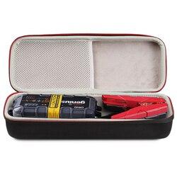 Bolsa protectora caja para NOCO genio impulsar más GB40 1000 Amp 12 V ultraseguro salto de arranque bolsas de viaje (caso)