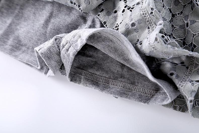 2018 Baby Mädchen Sweet Lace Baumwolle Shorts Röcke Kinder Mädchen - Kinderkleidung - Foto 5
