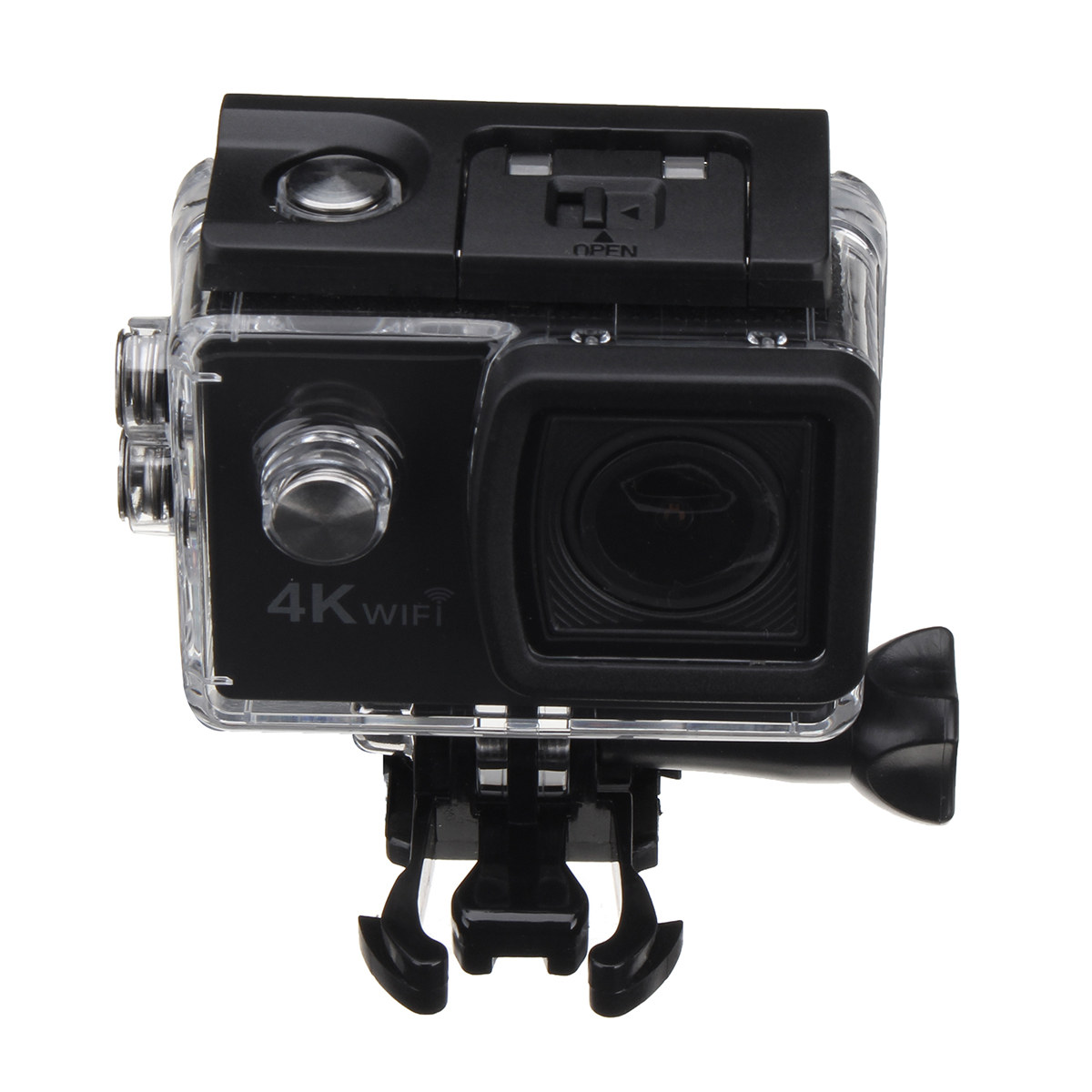 2inch LCD Screen and 170 Wide Angle 4k 1080P HD Wifi Action Camera Underwater Waterproof Cam Outdoor Sport Min Camcorder