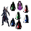 freepp new arrival Hot Sale Assassin's Creed 3 Conner Kenway Hoodie Jacket Coat Cloak Costume anime cosplay costume size 2XS-5XL