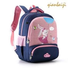2019 Nylon Student Mochila A Kids Bag Cartoon A Children Schoolbag Kindergarten Backpack Girls School Bags For Boys Backpacks