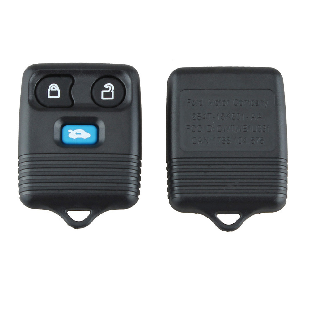 US $3 25 33% OFF|1PCS Vehicle 433 MHz Version Remote Key FOB for FORD  TRANSIT MK6/ CONNECT 2000 2006+PROGRAM DETAILS-in Car Key from Automobiles  &