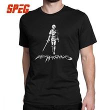 Game Of Thrones T Shirt Arya Stark Valar Morghulis Man Printing Tops House Vintage T-Shirt Round Neck Cotton Retro Tees