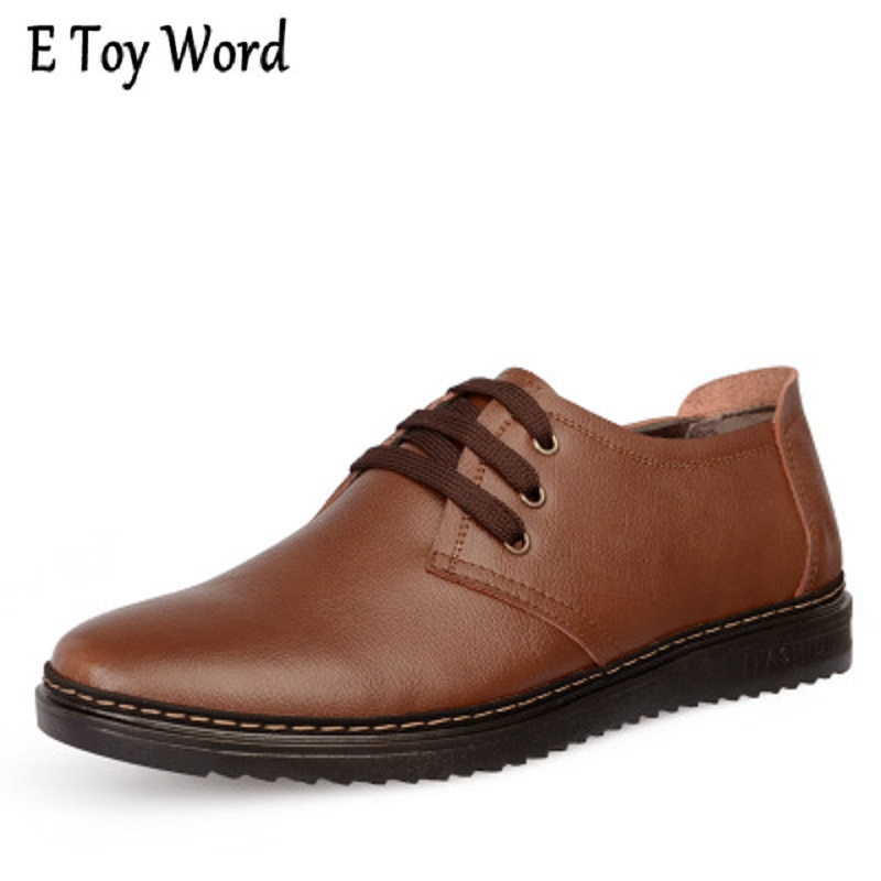 2018 new fashion mens shoes leisure single shoes summer casual south Korean business casual shoe leather shoes man.
