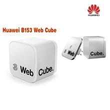Открыл Huawei B153 веб-Cube Беспроводной маршрутизатор Wi-Fi 802.11b/G/N 3G WCDMA HSDPA 7.2 Мбит/с модем 2100 /900 мГц мобильного широкополосного доступа