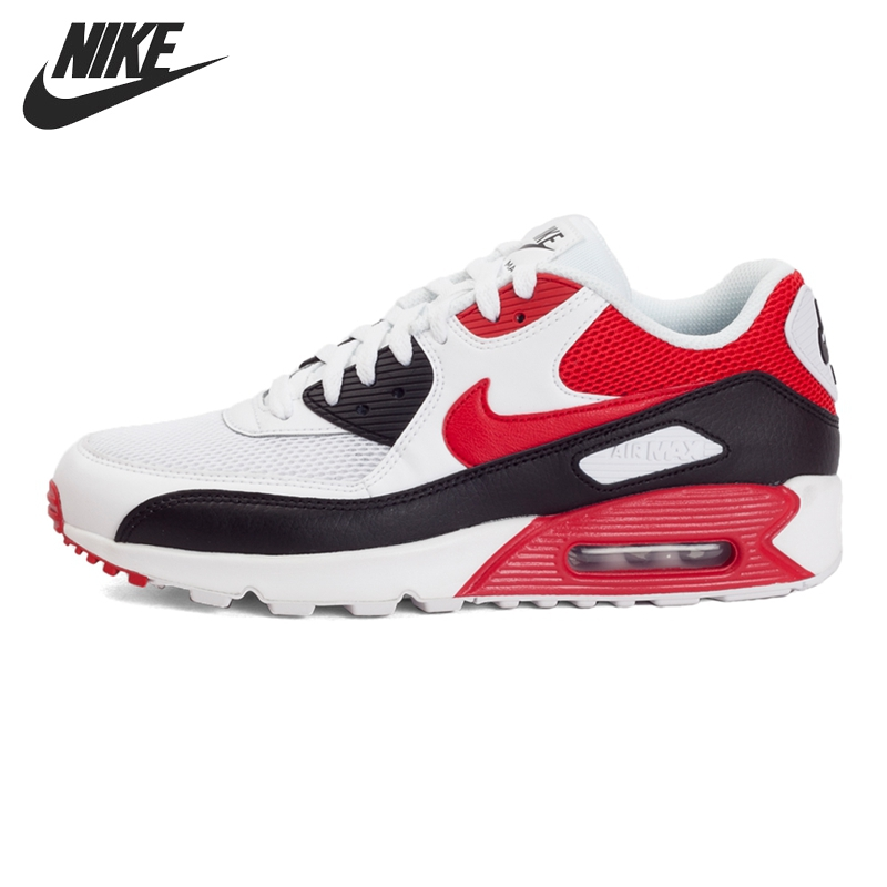 free shipping 2b079 ee414 ... blanc,roshe run nike homme pas cher, D origine de NIKE AIR MAX 90 hommes  Chaussures de Course sneakers(China ...