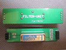 CW/SSB 2.7 18K 狭帯域フィルターと互換性 YF 122S モジュール八重洲 FT 817/857/897