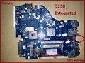 Placa madre del ordenador portátil para acer 5250 je50 la-7092p p5we6, prueba el 100% de trabajo