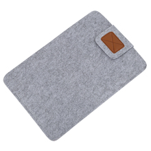 Delicate Sleeve Bag Case Relevant to PC Case Macbook Air Ultrabook Laptop computer Pocket book Pill PC – Grey 15 inch