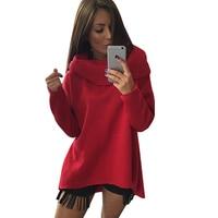 2016 Women Hoodies Casual Women Long Sleeve Round Neck Hoodies Sweatshirt Women S American Apparel Fashion