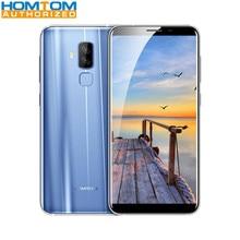 Doogee HOMTOM S8 4 г смартфон 5.7 дюймов 1440×720 MTK6750T Smart жест сканер пальца 4 ГБ Оперативная память 64 ГБ встроенная память 16.0MP + 5.0MP мобильного телефона
