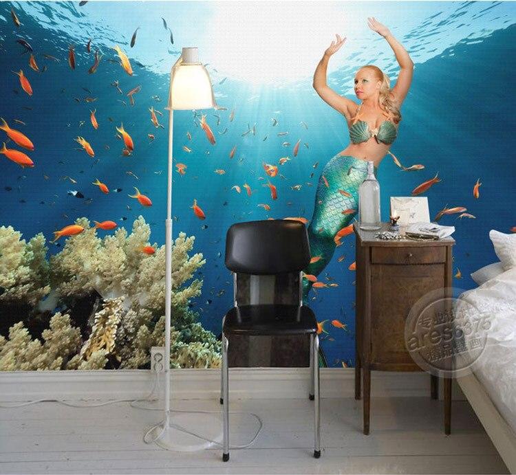 Download Mermaid Wallpaper For Walls Gallery