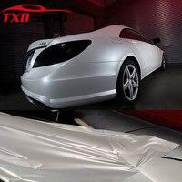 Автомобильный Стайлинг хромированная жемчужная керамическая белая виниловая пленка для обертывания автомобиля жемчужная матовая белая а