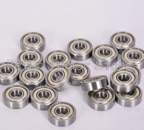 10pcs 8 x 22 x 7mm 608zz Abec-7 608 Deep Groove Ball Bearing Miniature Bearings YZY image