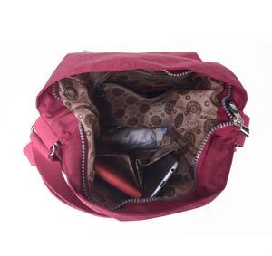 Image 4 - 女性のショルダーバッグ防水ナイロン女性スリングメッセンジャーバッグ女性トートクロスボディ女性のハンドバッグ