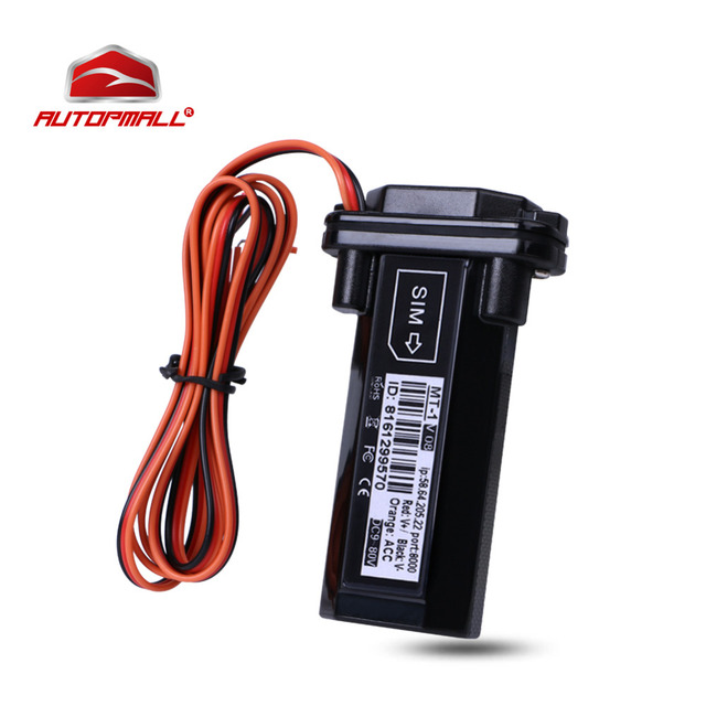 US $19 38 18% OFF GPS/GSM/GPRS Car Vehicle Tracker GT01 Waterproof Realtime  Tracking Person Track Device 350mAh GPS/LBS Built in Vibration Sensor-in
