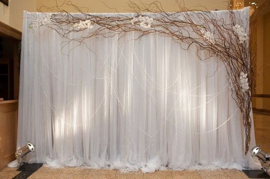 Us 105 0 3mx3m White Ice Silk Luxury Backdrop Curtain For Wedding Festival Party Banquet Decoration In Party Diy Decorations From Home Garden On