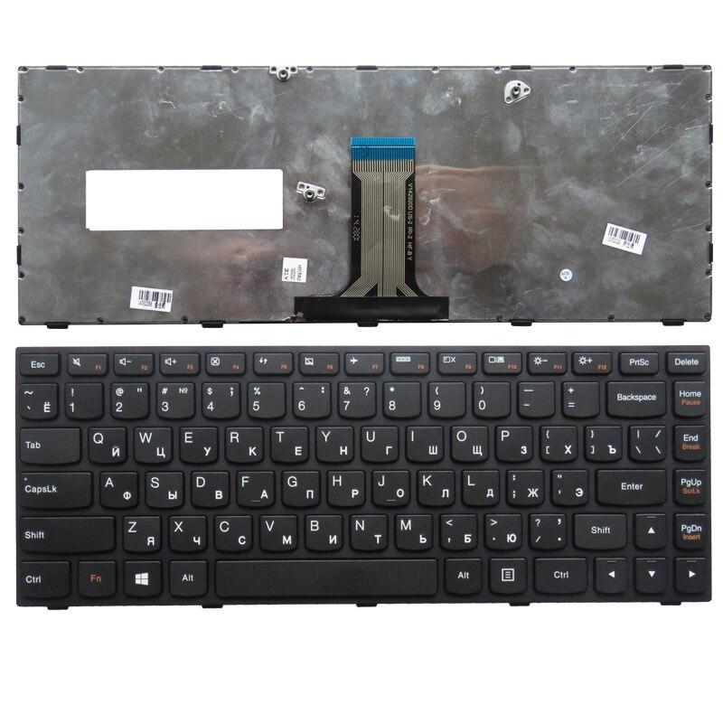 صفحه کلید جدید روسی برای صفحه کلید لپ - لوازم جانبی لپ تاپ