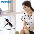 2016 COBAO Universal Mobile cellphone holder mount /tablet mini bracket support for your apple iphone tablet mini htc iphone