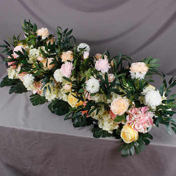 Angela flower Artificial & Dried Flowers Champagne pink C