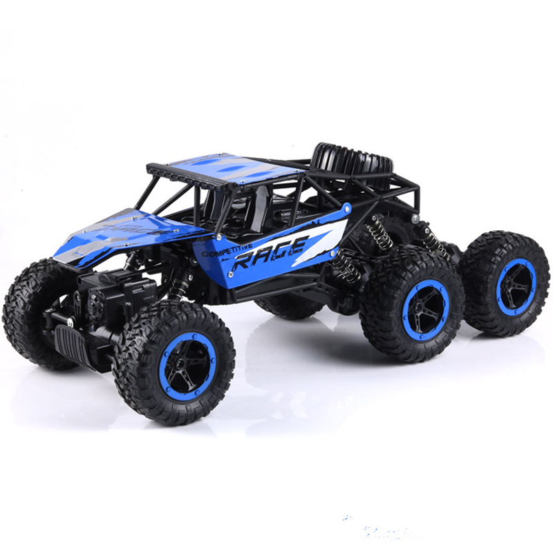 1:12 Rc Cars 6WD Shaft Drive Alloy Trucks Car Toys High Speed Radio Control Truck Scale Super Power Rc Cars Toys for Children TL