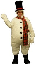 OHLEES Snowman OpenFace  walking mascot  costumes adults christmas cosplay  toys party birthday gift  fast free shipping