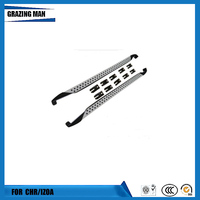 High quality Aluminium Alloy Thresholds Side Step Running Board For CHR 2018 2019 factory directly sales